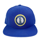 """Brooklyn Seal"" Lyfestyle Snapback Hat"