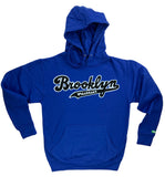 Black w/ White Brooklyn Lyfestyle Hoodies