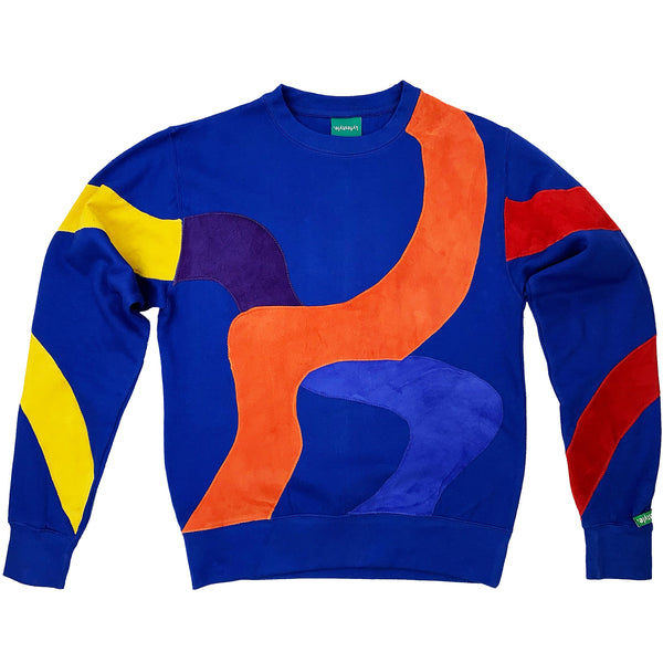 "Multicolor ""Maze Runner"" Sweatshirt"