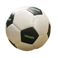 Green Box Soccer Ball