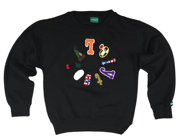 """What The"" Lyfestyle Sweatshirt"