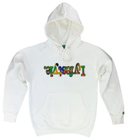 """Kente Cloth"" Lyfestyle Hoodies"