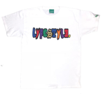 """Mixed-Up"" Multicolor Lyfestyle Tees"