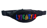 """Mixed-Up"" Multicolor Lyfestyle Waist Bag"