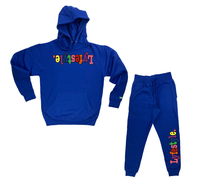 Royal Blue Lyfestyle Sweatsuits