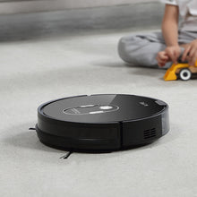 Load image into Gallery viewer, ILIFE A7 Robot Cleaner Vacuum Smart APP Remote Control for Hard Floor and Thin Carpet Automatic Recharge Slim Body