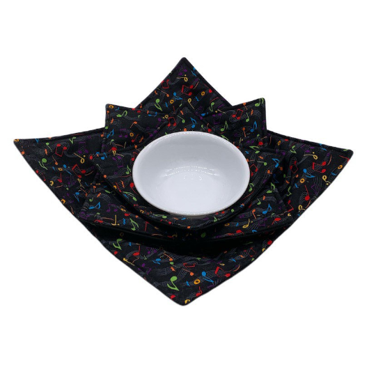 Microwave Bowl Cozy - Music