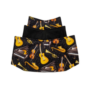 Microwave Bowl Cozy - Music Instruments