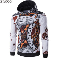 Playing Cards Poker Hoodie