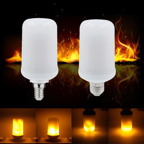 LED Lamp Flame Effect Fire Light Bulb