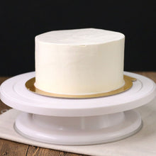 Rotating Cake Decorating Turntable Stand