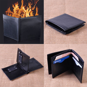 Magic Trick Fire Wallet