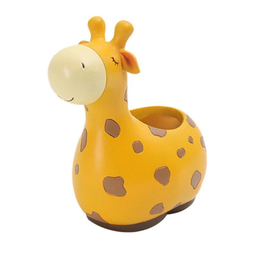 Animal Shaped Flower Pot Garden Planter
