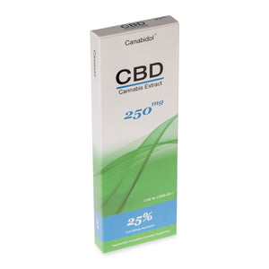 CBD Oil Concentrate - 250mg