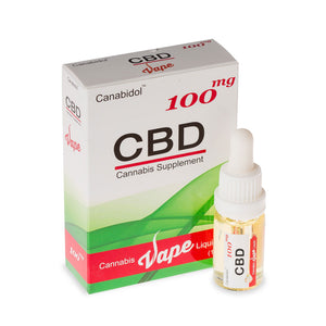 CBD Vape Liquid - 100mg