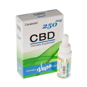 CBD Vape Liquid - 250mg