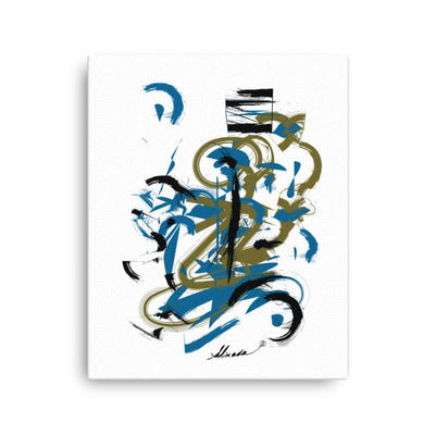 Juro 1 Canvas Art