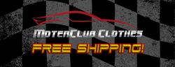 MotorClub Clothes
