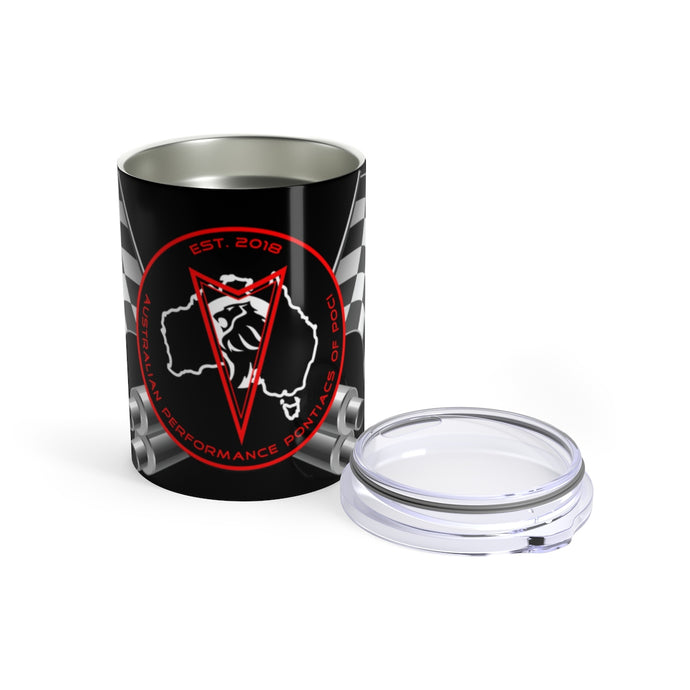 APP of POCI Tumbler 10oz, Mug - MotorClub Clothes