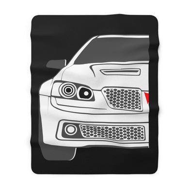 G8 Sherpa Fleece Blanket, Home Decor - MotorClub Clothes