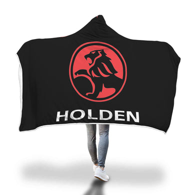 Holden Hooded Blanket, Hooded Blanket - MotorClub Clothes