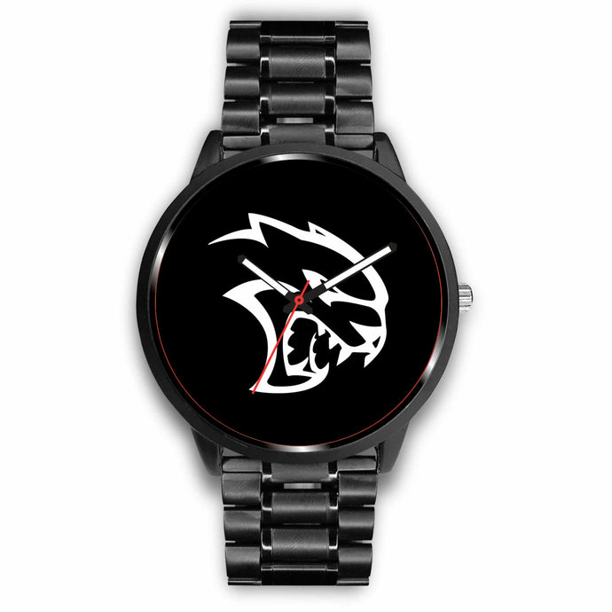 Hell Cat Watch, Watch - MotorClub Clothes
