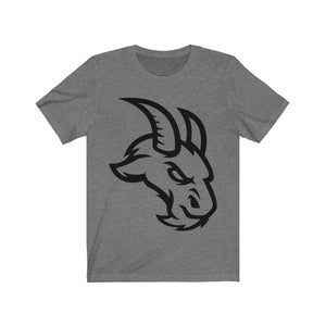 Evil Goat Short Sleeve Tee, T-Shirt - MotorClub Clothes