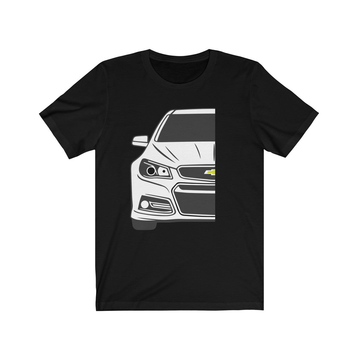 SS Outline, T-Shirt - MotorClub Clothes