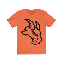 Load image into Gallery viewer, Evil Goat Short Sleeve Tee, T-Shirt - MotorClub Clothes