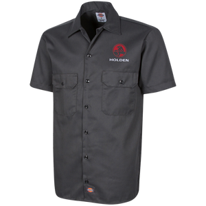 Dickies Holden Work Shirt, Work Apparel - MotorClub Clothes