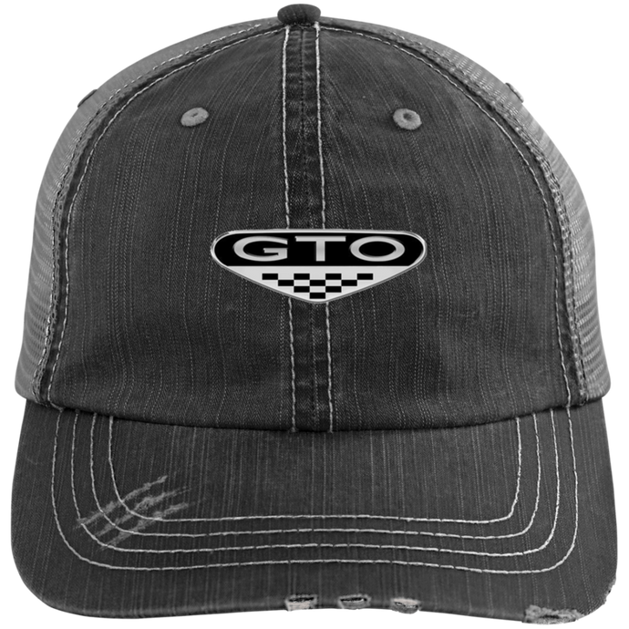 GTO Trucker Cap, Hats - MotorClub Clothes