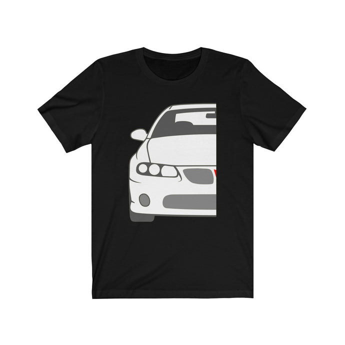 GTO Outline, T-Shirt - MotorClub Clothes
