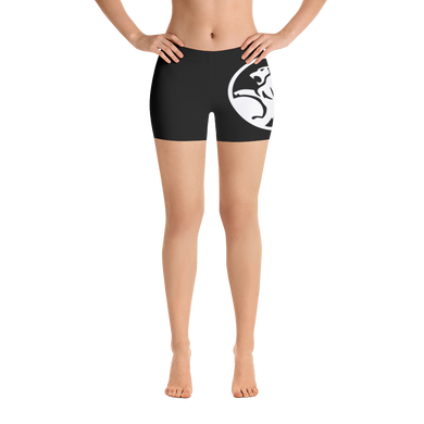Holden Pontiac Family Yoga Shorts,  - MotorClub Clothes