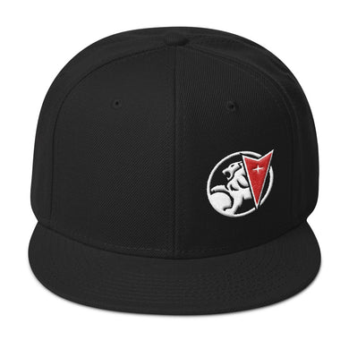 Holden Pontiac Family Snapback Hat,  - MotorClub Clothes