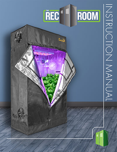 Rec Room Recreational Prop 64 Grow Kit Manual