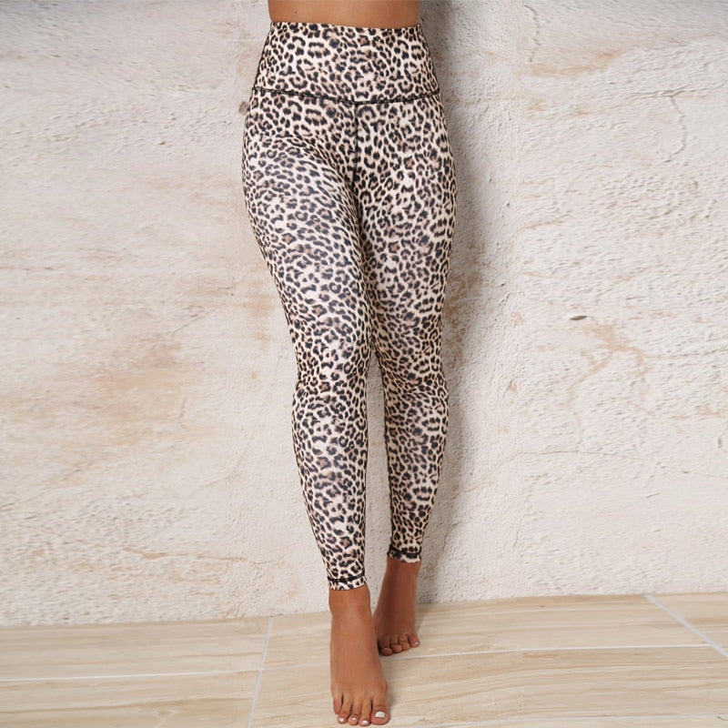 FashionMe Leopárd leggings