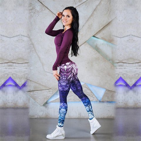 Image of FashionMe Fantasy Leggings
