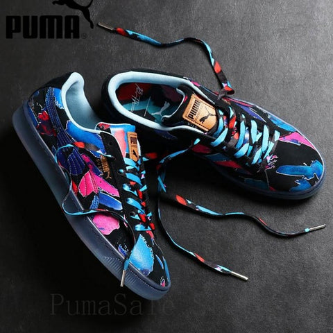 Image of Puma Suede Color Maniac - Bradley Theodore X Limited Edition