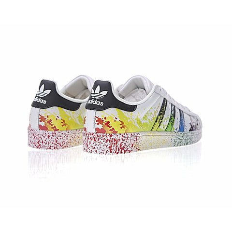 Adidas Superstar Colorful