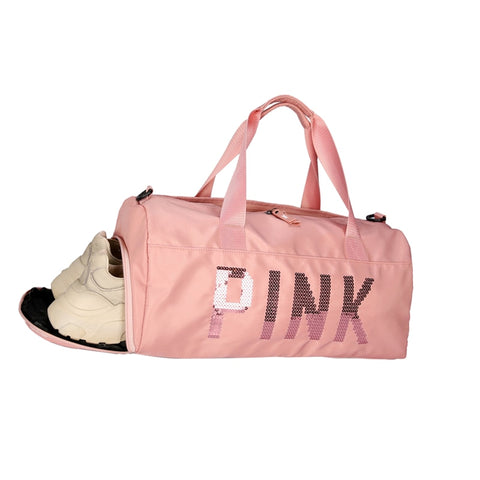 PINK Workout Bag