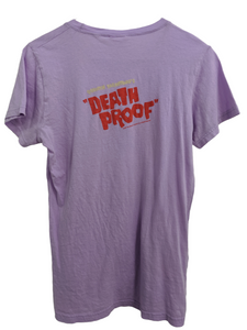 [L] Badass Cinema Death Proof Tee