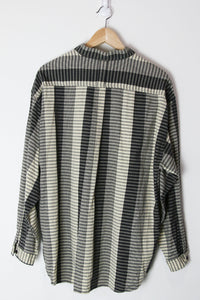 [XL] '90s Union Bay Stripe Patterned Shirt