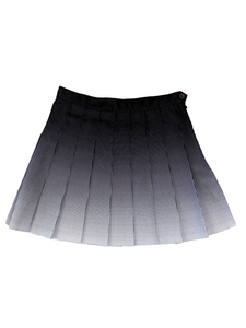 [L] American Apparel Pleated Ombre Tennis Skirt
