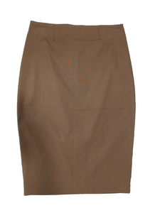[XS] NWT ASOS Taupe Pencil Skirt