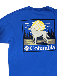 [XL] Columbia Dog Graphic T-Shirt