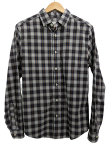 [S] Goodfellow & Co Plaid Button-Down Shirt