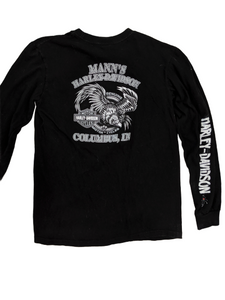 [M] Harley Davidson Long Sleeve T-Shirt