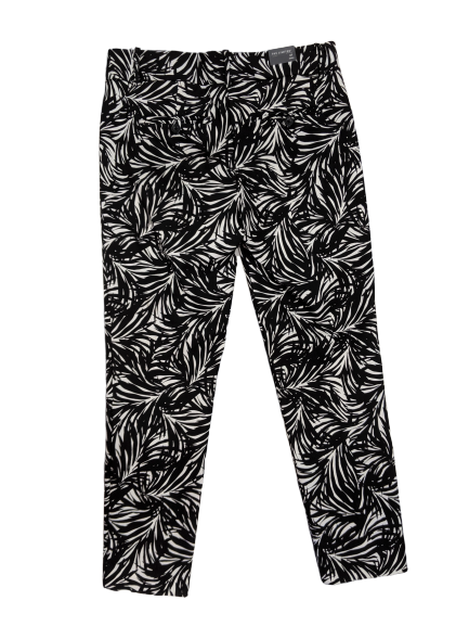 [S] NWT The Limited Palm Print Ankle Pants