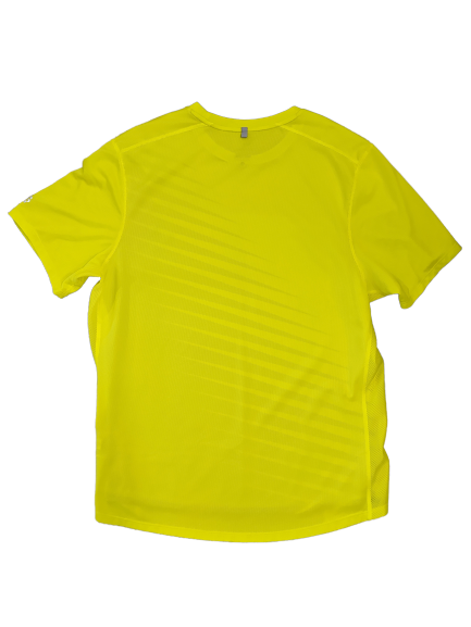 [L] Nike Dri-Fit Neon Running Shirt