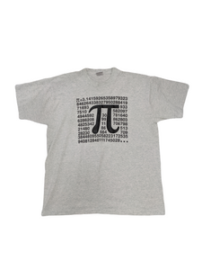 "[XL] Vintage ""Pi"" Single Stitch T-Shirt"
